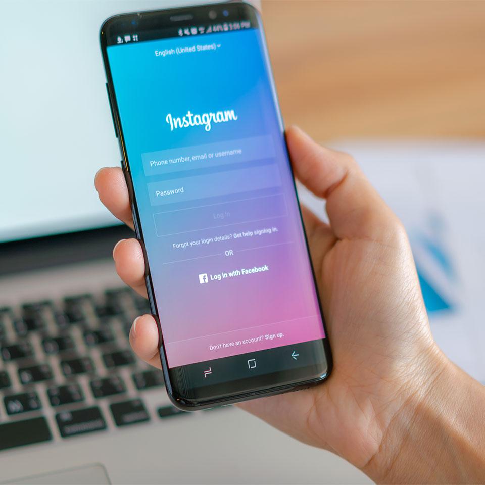 създаване на бизнес профил в инстаграм