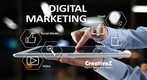 реклама в социалните медии PPC пърформънс маркетинг имейл маркетинг
