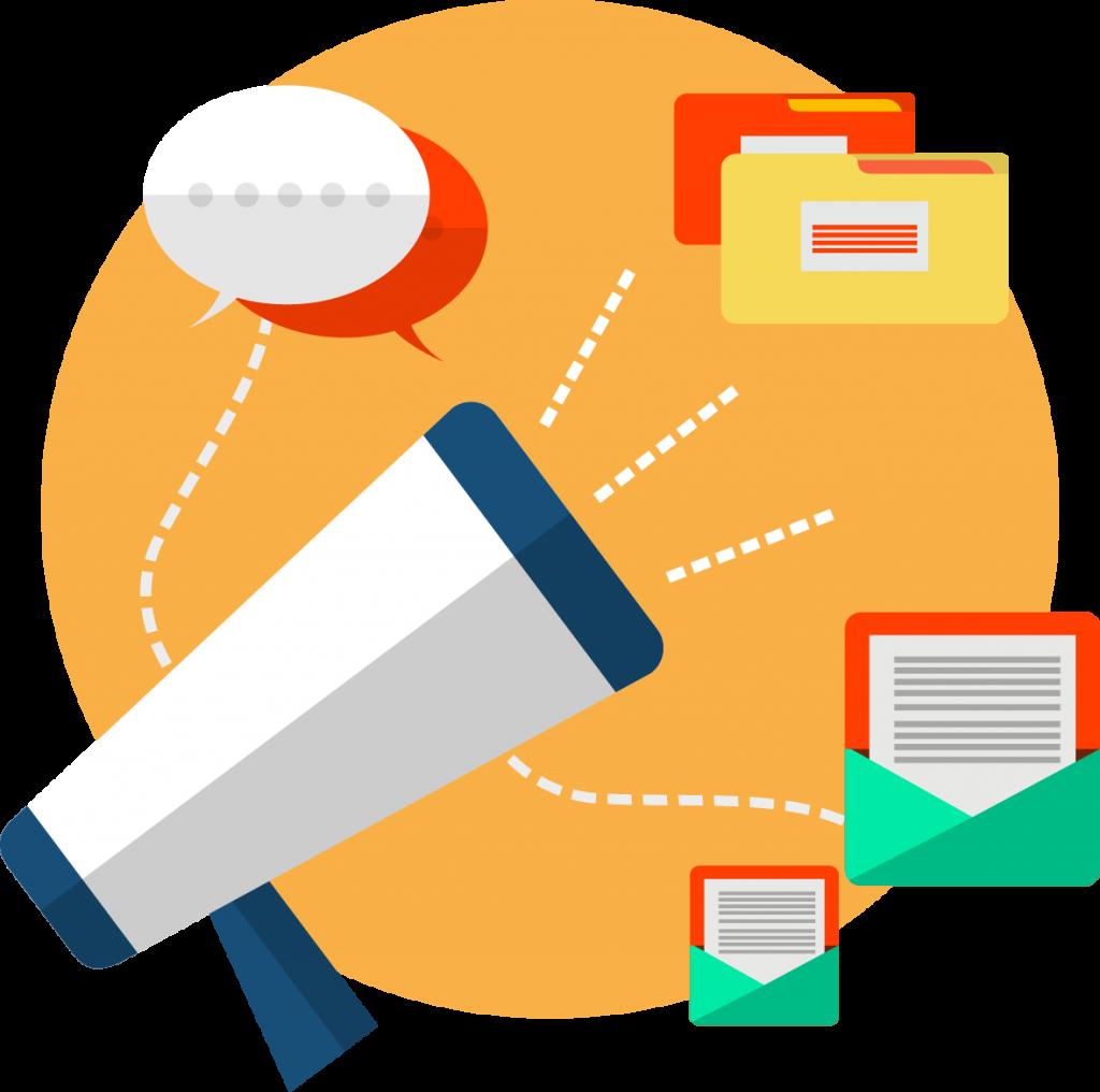 имейл маркетинг - маркетинг в социалните медии