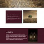 проекти на сайтове - винарна