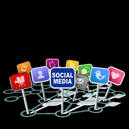 маркетинг в социалните медии